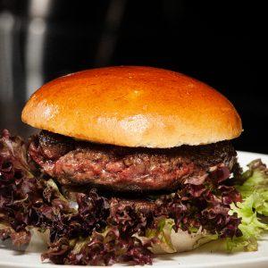 Wagy Truffel Burger